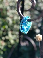 Blue rock Candy Bracelet Stack Sale Thanksgiving 2019