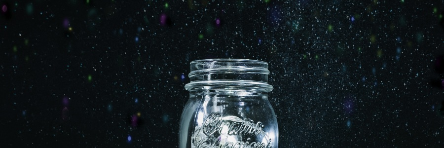 If I Could Bottle the Stars by Paul Idiaghe